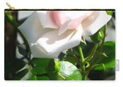 Rose Named Pearl Carry-all Pouch
