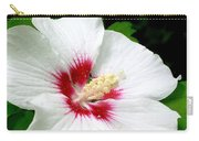 Rose Of Sharon # 1 Carry-all Pouch
