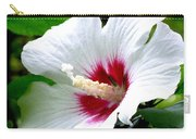 Rose Of Sharon # 2 Carry-all Pouch