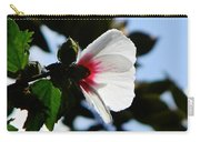Rose Of Sharon At Dusk Carry-all Pouch