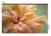 Rose Of Sharon. Hibiscus Carry-all Pouch