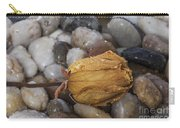 Rose On The Rocks Carry-all Pouch