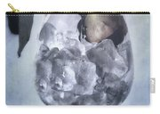 Rose On The Rocks Carry-all Pouch by Joana Kruse