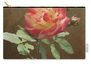 Rose On Thornridge Road Carry-all Pouch