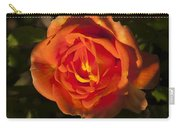 Rose Orange Carry-all Pouch