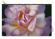 Rose Petals Straight From My Heart Carry-all Pouch