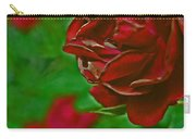 Rose Red By Jrr Carry-all Pouch