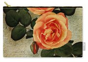 Rose Tinted Memories Carry-all Pouch