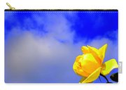 Rose To The Sky Carry-all Pouch