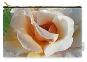 Rose Upclose Filtered Carry-all Pouch