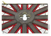 Rose Window Closeup Carry-all Pouch