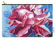 Rose Carry-all Pouch by Zaira Dzhaubaeva