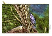 Roseate Spoonbill Art Carry-all Pouch