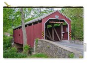 Rosehill Covered Bridge Carry-all Pouch