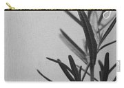 Rosemary Carry-all Pouch by Linda Woods
