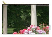 Roses And Pergola Carry-all Pouch