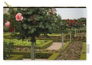 Roses And Salad - Chateau Villandry Carry-all Pouch