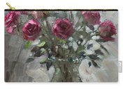 Roses For Viola Carry-all Pouch