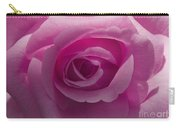 Roses Have Ruffles And Ridges Carry-all Pouch
