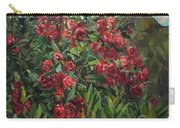 Roses In The Mountains Carry-all Pouch