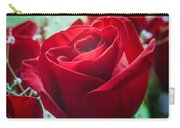 Roses In The Window Carry-all Pouch