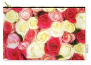 Roses Of Love Carry-all Pouch