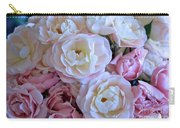 Roses On The Veranda Carry-all Pouch