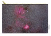 Rosette And Cone Nebula Area Carry-all Pouch