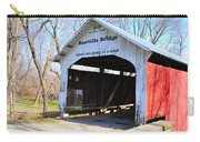 Roseville Covered Bridge Carry-all Pouch