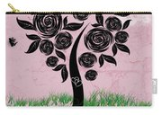 Rosey Posey Carry-all Pouch