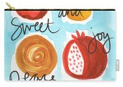 Rosh Hashanah Blessings Carry-all Pouch