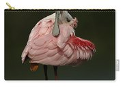 Rosiette Spoonbill Carry-all Pouch