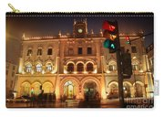 Rossio Train Station Carry-all Pouch