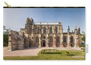 Rosslyn Chapel 01 Carry-all Pouch by Antony McAulay