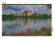 Rosslyn Virginia Sunset From Across The Potomac River Carry-all Pouch