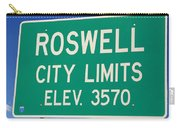Roswell New Mexico Carry-all Pouch
