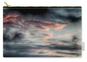 Rosy Clouds Carry-all Pouch