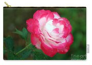 Rosy Reds And Whites Carry-all Pouch
