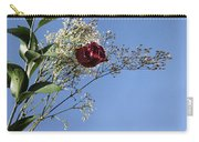 Rosy Reflection - Left Side Carry-all Pouch