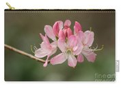 Rosy Rhododendron Carry-all Pouch