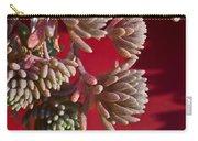 Rosy Sedum 5 Carry-all Pouch