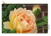 Rosy Sunshine Carry-all Pouch