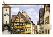 Rothenburg Marketplatz Carry-all Pouch