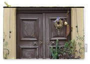 Rothenburg Ob Der Tauber Door  Carry-all Pouch