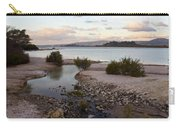 Rotorua At Dusk Carry-all Pouch