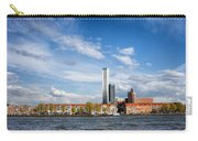Rotterdam Skyline In Netherlands Carry-all Pouch