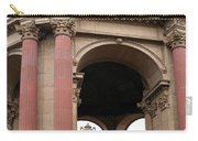 Rotunda Palace Of Fine Art - San Francisco Carry-all Pouch