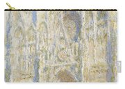 Rouen Cathedral West Facade Carry-all Pouch