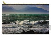 Rough Seas Kaikoura New Zealand Carry-all Pouch