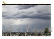 Rough Skys Over Colorado Plateau Carry-all Pouch